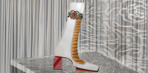 footwear design: alexandra stratan